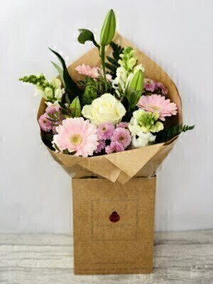 Shared Secrets Hand Tied: Booker Flowers and Gifts